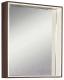 Шкаф с зеркалом для ванной Акватон Фабиа 80 (1A166902FBAF0) -