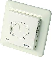 Терморегулятор для теплого пола Devi DEVIreg Д-530 Elko (с датчиком температуры) -