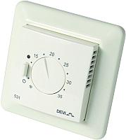 Терморегулятор для теплого пола Devi DEVIreg Д-531 Elko (с датчиком температуры) -
