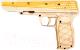 Сборная игрушка Woody Пистолет стреляет резинками / 02512 -
