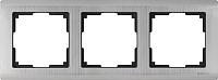 Рамка для выключателя Werkel WL02-Frame-03 / a028861 (глянцевый никель) -