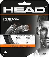 Струна для теннисной ракетки Head Primal 16 / 281017 (12м, антрацит) -
