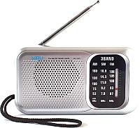 Радиоприемник Miru SR-1002 (серебристый) -