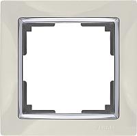 Рамка для выключателя Werkel WL03-Frame-01 / a028900 (слоновая кость) -