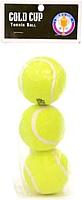 Набор теннисных мячей Gold Cup TWX006 / Т4718 -