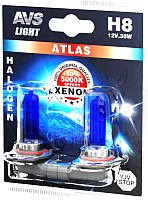 Комплект автомобильных ламп AVS Atlas A78571S (2шт) -