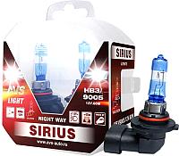 Комплект автомобильных ламп AVS Sirius Night Way A78947S (2шт) -