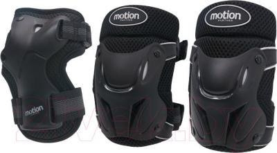 Комплект защиты Motion Partner MP109L (разные цвета) - общий вид