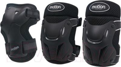 Комплект защиты Motion Partner MP109M (разные цвета) - общий вид