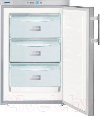 Морозильник Liebherr Gsl 1223 - камеры хранения