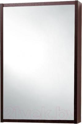 Шкаф с зеркалом для ванной Акваль Карина 47 / ЕК.04.47.00.L