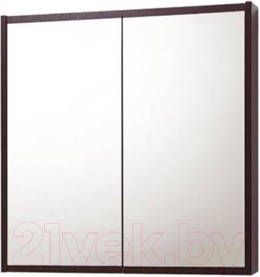 Шкаф с зеркалом для ванной Акваль Карина 70 / ЕК.04.70.00.N