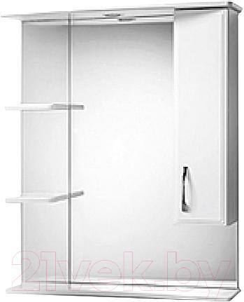 Купить Зеркало для ванной Акваль, Эмили 75 / AL.04.75.02.R, Беларусь
