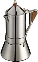 Гейзерная кофеварка G.A.T. Regina 171006 (нержавеющая сталь) -