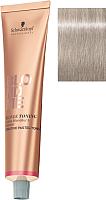 Крем-краска для волос Schwarzkopf Professional BlondMe Creative Pastel Tones Лед (60мл) -