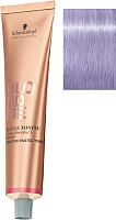 Крем-краска для волос Schwarzkopf Professional BlondMe Creative Pastel Tones Сирень (60мл) -