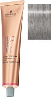 Крем-краска для волос Schwarzkopf Professional BlondMe Creative Pastel Tones Сталь (60мл) -