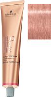 Крем-краска для волос Schwarzkopf Professional BlondMe Creative Pastel Tones Земляника (60мл) -