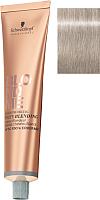 Крем для обесцвечивания волос Schwarzkopf Professional BlondMe White Blending Up To 100% Coverage лед (60мл) -