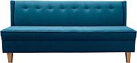 Диван Brioli Диди трехместный (Classic Plain 718) -