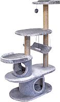 Комплекс для кошек Дарэлл Кардинал / RP8376сер -