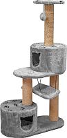 Комплекс для кошек Дарэлл Джут 95 / RP833327 (серый) -