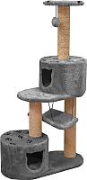 Комплекс для кошек Дарэлл Джут 95 / RP833329 (темно-серый) -