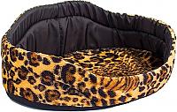 Лежанка для животных Чип RP9253 (леопард) -
