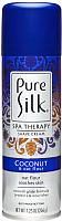 Пена для бритья Pure Silk Flour Shave Cream экстракт кокоса и овса (206г) -