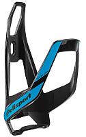 Держатель для фляги велосипедный Polisport 8645900003 (черный/синий) -