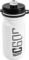 Бутылка для воды Polisport С600 / 8644800002 (белый) -