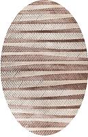 Ковер Angora Fialka Oval P028C (1.6x2.3) -