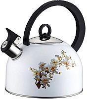 Чайник со свистком Zillinger ZL-873 -