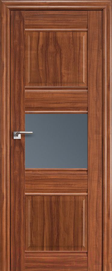 Купить Дверь межкомнатная ProfilDoors, 5Х 60x200 (орех амари/стекло графит), Россия