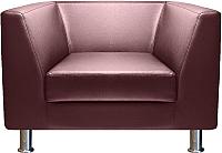 Кресло мягкое Brioli Дедрик (Kanzas 23) -