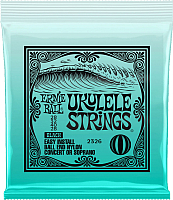Струны для укулеле Ernie Ball 2326 -