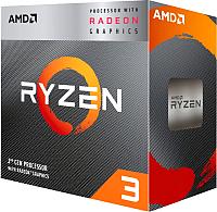 Процессор AMD Ryzen 3 3200G Box / YD3200C5FHBOX -