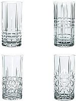 Набор бокалов для вина Nachtmann Highland Longdrink (4шт) -