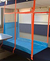 Манеж для поезда Manuni Трапеция VDD.М-004 (голубой) -