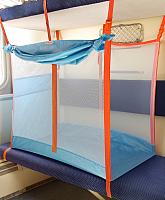 Манеж для поезда Manuni VDD-731.М-002 (голубой) -