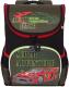 Школьный рюкзак Grizzly RA-980-2 (черный/хаки) -