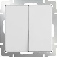 Выключатель Werkel WL01-SW-2G / a028645 (белый) -