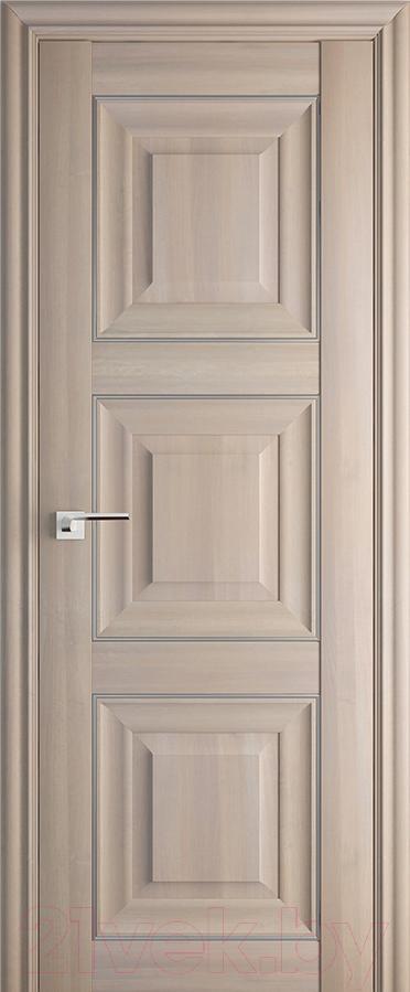 Дверь межкомнатная ProfilDoors, 96X 70x200 (орех пекан), Россия  - купить со скидкой