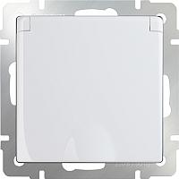 Розетка Werkel WL01-SKGSC-01-IP44 / a028831 (белый) -