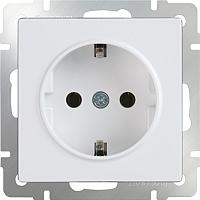Розетка Werkel WL01-SKG-01-IP20 / a028829 (белый) -