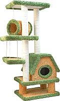 Комплекс для кошек ZooM Аттракцион / RP8434с -