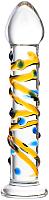 Фаллоимитатор Sexus Glass / 912093 (прозрачный) -