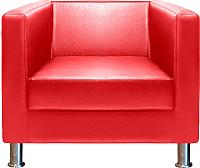 Кресло мягкое Brioli Билли (Mango 312) -