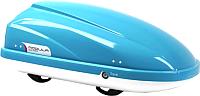 Автобокс Modula Travel Sport 370 (Light Blue) -