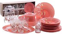 Набор столовой посуды Luminarc Japanese Pink N6260 -